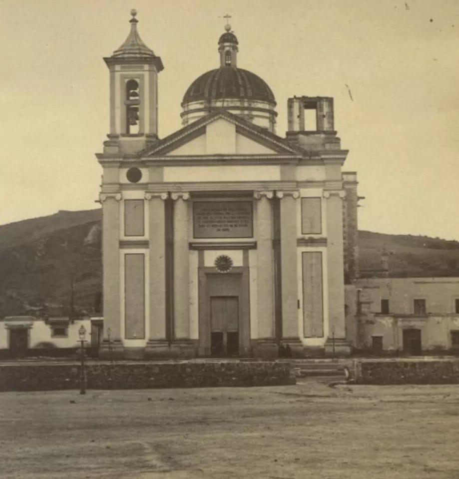 frente catedral de tulancingo Fotos viejitas de tulancingo tulancigo.es